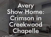 Avery Show Home: Crimson in Creekwood Chapelle / 8726 Carson Way SW, Edmonton