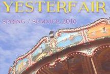 2016 - S/S - Summer of Yesterfair / 2016 S/S Summer of Yesterfair Micro-Collection by Adelheid Bergin