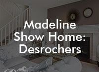 Madeline Show Home: Desrochers / 1604 Davidson Green SW with 9 Optional Floor Plan Layouts  http://yourpacesetter.com/project/madeline/