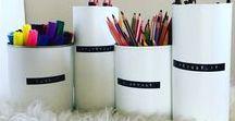 Järjestysvinkit-Organizeroflife / Instagram tililtä parhaimmat vinkit
