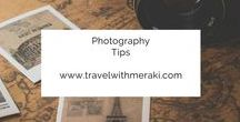 Photography Tips / Photography inspiration and travel photography destinations. Tips and hacks on how to take better photographs at home and while travelling.