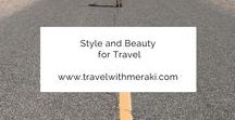 Style and Beauty for Travel / Tips and ideas for fashion, style and hair while travelling. Follow for travel clothes, simple hairstyles and more.
