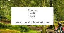 Europe With Kids / Travel Tips and Inspiration to help you create your perfect family travel adventure to Europe. Follow for destinations, activities, places to eat, and travel hacks for your trip to Europe with children.
