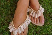 Summer Flip-Flops / Flipin-Flops are my fav...