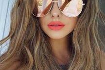 Sunglasses / Too sunny, don't care !