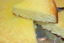 Gâteaux ménagères ou cakes simples