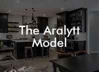 The Aralytt Model / Our Aralytt floor plan; 2199 square feet, laned home, 3 bedrooms