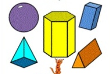 2D & 3D Shape Printables / Here are a selection of our printable geometry shape sheets for kids including  a wide range of printable 2d and 3d shape sheets for kids.  / by Math Salamanders