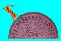 Angle Worksheets / by Math Salamanders