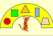 2D Shape Worksheets / Here is a selection of our 2D shape worksheets for elementary kids. / by Math Salamanders