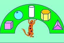 3D Shape Worksheets / by Math Salamanders