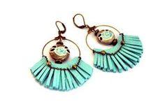 bijoux turquoise !!!