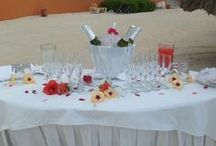 Wedding at Iberostar Rosehall Beach  / We love planning weddings!  It's such an exciting time for the bride & groom