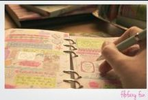 Filofax, Planners, & Journals / inspiration for organization and decoration