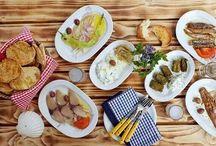 My Greek cookbook  / by Chef Katia