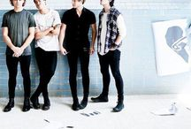 5 seconds of summer(5sos) / by Lethe Aguilar