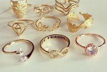 Diamonds are a girls best friend / Little gems