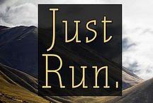 A runners world / The runners high
