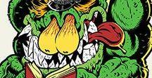 Weird-ohs, Kreeps and Kooks! / Rat finks, Weird-ohs, Kreeps and Kooks