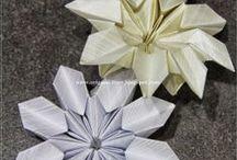 origami flowers / Цветы (за исключением роз) в технике оригами / by Alice Liddel