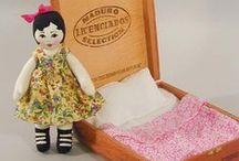 Cute Patterns / Patterns for dolls, doll clothes, plushies and other cute stuff, sewing, crochet, etc.