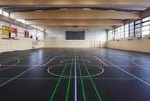 DLW sports / Floorings for winners!  DLW Sports is the world's leading manufacturer of linoleum sports floors, due to our experience and uncompromising product quality. We are proud to be able to say 'Made in Germany'. For more than 25 years we have been developing, manufacturing and supplying high class linoleum products for a wide variety of sporting applications.