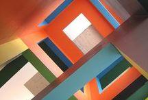 INSPIRATION multicolored architecture