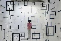 INSPIRATION room installation & ART