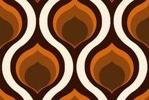 INSPIRATION 70er pattern