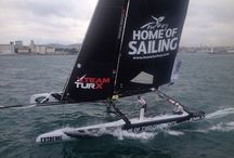 Extreme Sailing -Istanbul / 04 October 2015