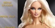 Barbie 2014 : Le Festival de Cannes / Dans cet album j'ai regroupé les créations de chacune des participantes inscrites au défi des stylistes que je lance chaque année.Cette année le thème était : le festival de Cannes