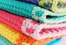 Diverse hekling / Crochet in general / Hekling / crochet