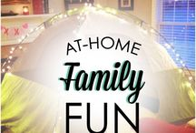 Family Fun / So many ideas for family time!  Enjoy making memories together with these awesome family time & family activity ideas.