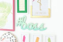 DIY Decorations / Lovely DIY ideas to decorate your home!  Get inspired on how to make decorations.