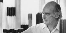 INSPIRATION harry bertoia / Harry Bertoia (March 10, 1915 in San Lorenzo, Pordenone, Italy – November 6, 1978 in Barto, Pennsylvania), [1] was an Italian-born American artist, sound art sculptor, and modern furniture designer.