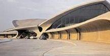 INSPIRATION eero saarinnen / Eero Saarinen (Finnish pronunciation: [ˈeːro ˈsɑːrinen]) (August 20, 1910 – September 1, 1961) was a 20th-century Finnish American architect and industrial designer noted for his neofuturistic style.