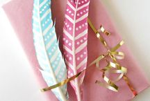 Lovely Gift Wrapping / Looking for how to wrap gifts to make them stand out?  Check out these pretty gift wrapping ideas and get inspired.