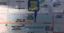 We Love St. Petersburg / Be sure to visit the Central Arts District when you are in St. Petes Florida. Fantastic murals, galleries and shops! Check out The Morean Arts Center and Chihuly Collection.