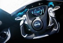 Tech mobility / Cars / bikes: futuristic, concept, new technologies, high tech, design / by Eric