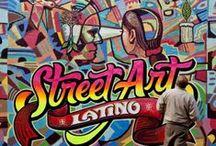 Pura Vida TV / Street art / Productora Audiovisual www.puravidatv.com.ar
