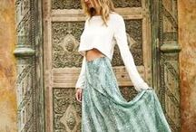 Fashion - Hippie, Bohemian & Grunge / For all the Funky & Free