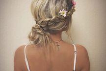 Hair HAIR hair / by Alexandra Kronenberg