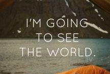 globe-trotter plans: destinations
