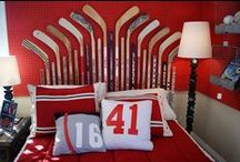 Big Boy Rooms / They grow up too fast, don't they? Here is some inspiration for the bedroom of the little man in your life.