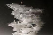 0-Architecture Models / Maquetas / Maquettes / 建築模型 / by Yusti Gómez Herrera