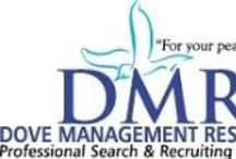 DMR Recruiting Services / Dove Management Resources (DMR) is a national healthcare recruiting company focusing on Pharmacy, Nursing and Healthcare Informatics  www.dovemgt.net