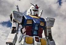 Gundam / http://www.naoki-kita.com