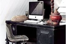 interior design: home offices