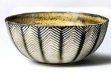 Salto - Royal Copenhagen / Stoneware designed by Axel Salto (1889 - 1961) and manufactured by Royal Copenhagen