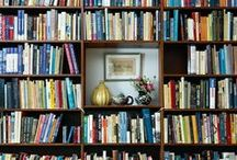 interior design: books
